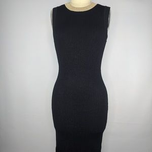 Rachel Roy Camilla Dress sz XS Bodycon Ribbed NWT